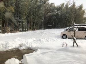 1月26日雪
