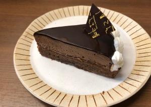 Wチョコタルト