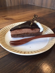 Wチョコレートタルト